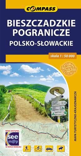 Pogranicze Polsko słowackie mapa