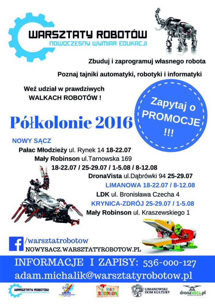 polkolonia 2016