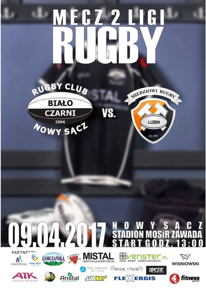 9 kwietnia Rugby